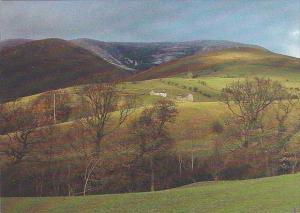 England The Howgill Fells Near Sedbergh