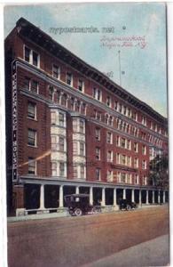 Temperance Hotel, Niagara Falls NY