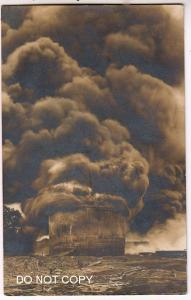 RPPC, Oil Tank Fire, Warren PA