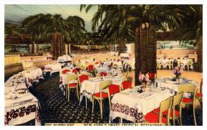 New York  City , The Hurricane Tropical Restaurant , Dining Room