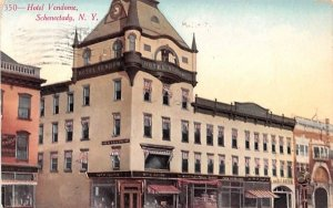 Hotel Vendome Schenectady, New York