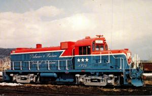Delaware & Hudson Railway Company Alco RS-3 Locomotive Spirit Of Freedo...