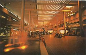 Interior View at Midtown Plaza Shopping Mall - Rochester, New York