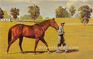 Swaps by JN Slick, Chestnut Colt 1952 Saratoga Springs, New York, NY, USA Unused