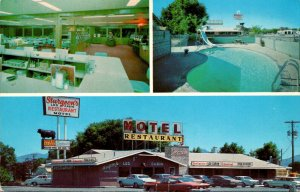 Nevada Lovelock Sturgeon's Log Cabin Motel and Cafe