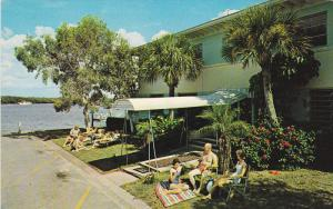 Water's Ledge Apt. Motel, CLEARWATER, Florida, 40-60's
