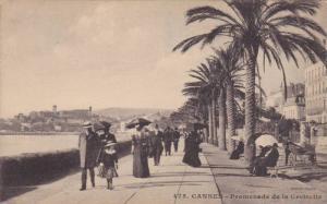 CANNES, Promenade de la Groisette, Alpes Maritimes, France, 00-10s