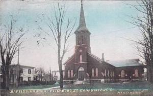 New York Saint Canastota Baptist Church Peterboro Saint Canastota 1911