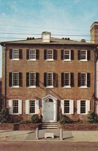 Heyward-Washington House, CHARLESTON, South Carolina, 40-60´s
