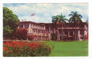 Exterior, King's House, St. Andrew, Jamaica, The W. I., 1940-1960