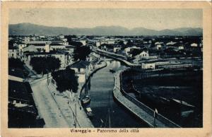 CPA VIAREGGIO Panorama della citta. ITALY (468222)
