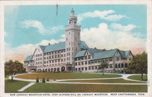 Tennessee Chattanooga Lookout Mountain Hotel Atop Jackson Hill On Lookout Mou...