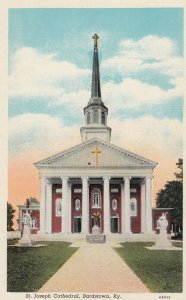 BARDSTOWN , Kentucky , 1910s ; St Joseph Cathedral
