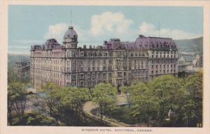 Canada Montreal Windsor Hotel