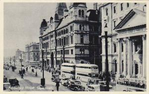 Adderly Street , Cape Town, South Africa , 1930-40s