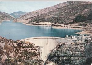 BF14059 castillon demandolxz le barrage france front/back image