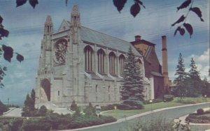 SPOKANE , Washington , 50-60s ; Episcopal Cathedral of St. John