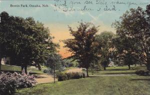 Bemis Park, Omaha, Nebraska, PU-1914
