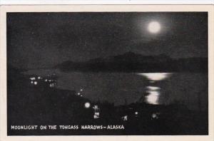 Alaska Moonlight On The Tongass Narrows