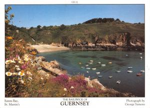 Guernsey Postcard Saints Bay, St Martins C.I by D.R Photography Ltd P26
