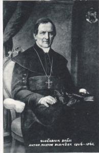 Sluzabnick Bozji, Anton Martin Blomsek, 1846-1862, 00-10s