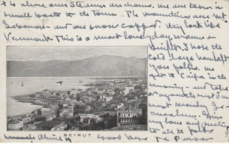 BEIRUT , Lebanon , 1904