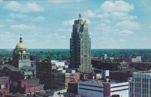 Indiana Fort Wayne Lincoln Tower Home Of Lincoln National Bank and Tust Compa...