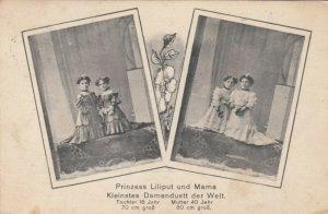 Prinzess Liliput und Mama, 00-10s