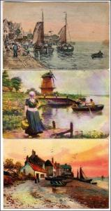 3 - Scenes with Boats