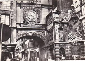 France Rouen La Grosse Horloge Photo