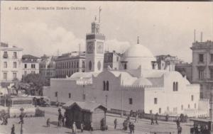 Algeria Alger La Mosquee Djema-Djedid