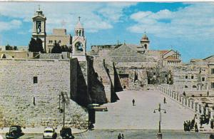 The Church of the Nativity, BETHLEHEM, Jordan, PU-1955