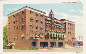 ROGERS, Arkansas, 1930-1940s; Harris Hotel