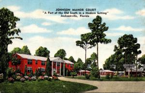 Florida Jacksonville Johnson Manor Court