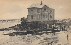 PORTRUSH, Northern Ireland, 1900-1910's; Arcadia & Ladies' Bathing Place
