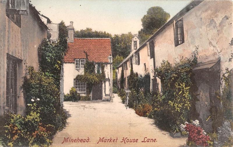 BR74505 minehead market house lane   uk