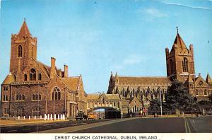 Dublin Ireland Christ Church Cathedral Dublin Christ Church Cathedral