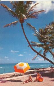 Normandy Plaza Hotel, Miami Beach, Florida, 1950s unused ...