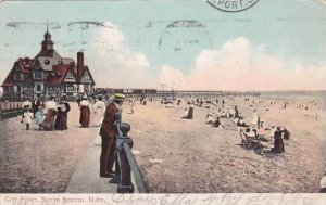 Massachusetts South Boston City Point 1907
