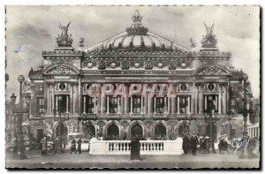 Modern Postcard Paris Theater of L & # 39Opera
