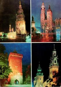 Poland Krakow Multi View