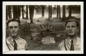 3rd Reich Germany 1938 Sudetenland Freikorps Murder Anti-Jewish Anti Czech 91568