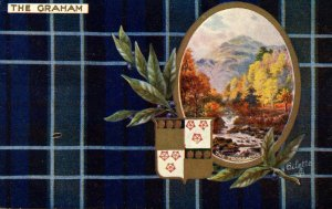 Tuck Scottish Clans Series IV - The Clan Graham