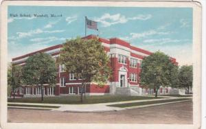 High School Marshall Missouri