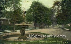 Prospect Street Passaic NJ 1910