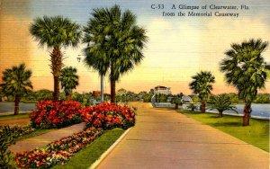 FL - Clearwater. Memorial Causeway