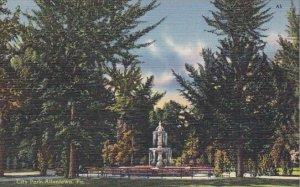 City Park Allentown Pennsylvania
