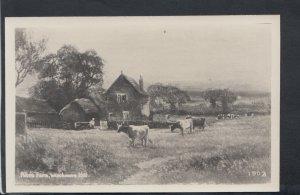 London Postcard - Pikes Farm, Winchmore Hill, Enfield    T5158
