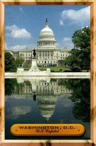 Washington D C United States Capitol 1997