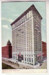Belmont Hotel, New York City, New York !